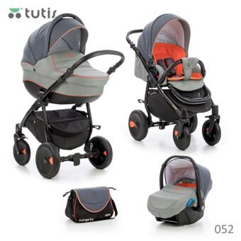 Коляска Tutis Zippy Orbit 3 в 1