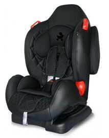 Автокресло Lorelli F2+SPS Black Leather(9-25 кг)