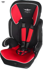 Автокресло Martin Noir STREET MXZ-EF Royal Red (9-36 кг)