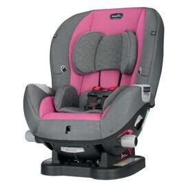 Автокресло Evenflo Triumph LX Kora Pink Lounch (0-29 кг)